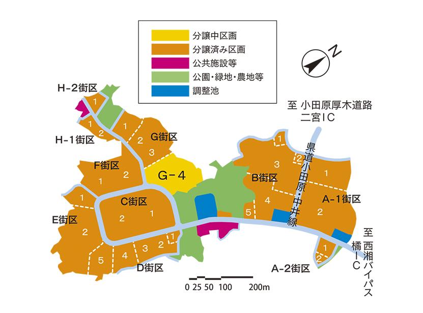 区画情報マップ
